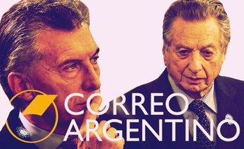 Correo Argentino: el fiscal anticorrupción demandó al Estado por el salvataje a los funcionarios de Macri   Mauricio macri