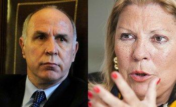 Carrió dijo que va a denunciar en la OEA a Lorenzetti por los cambios en el CIJ   Ricardo lorenzetti