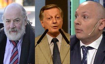 Exclusivo: Claudio Bonadio y Marcelo D'alessio encubrieron a Aranguren en la causa GNL | Horacio verbitsky