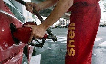 Shell aplicó un fuerte ajuste y subió sus precios 9,5% promedio   Combustible