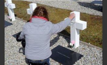 Familiares de caídos en Malvinas piden que el Estado pague los viajes a las Islas | Guerra de malvinas