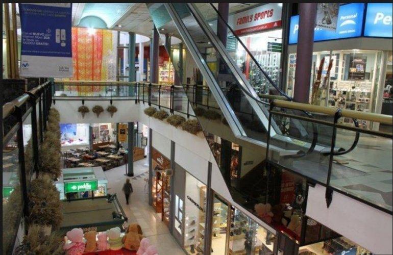 Fuerte caída de las ventas en supermercados y shoppings