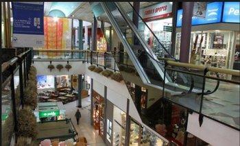 Cayeron fuerte las ventas en shoppings y supermercados   Crisis económica
