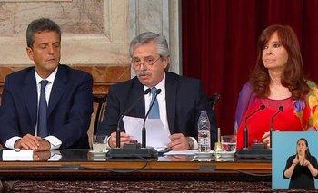 Después de la IVE: la agenda de ampliación de derechos para el 2021 | Alberto presidente