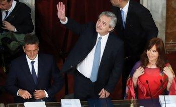 Los anuncios de Alberto en su primer discurso de apertura | Asamblea legislativa