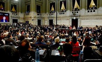 El discurso completo de Alberto Fernández en el Congreso | Asamblea legislativa