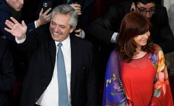 Alberto aseguró que no habrá ajuste y denunciará a los fugadores   Asamblea legislativa