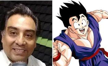 Asesinan al actor que le puso voz a Gohan en Dragon Ball Z   México