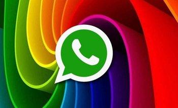 Whatsapp incluirá colores para los chats | Whatsapp