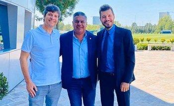 AFA confirmó la Liga Profesional y a Tinelli como presidente | Fútbol
