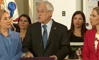 Desubicado comentario de Piñera sobre la violencia machista | Chile