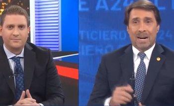 Intento fallido de Viale y Feinmann por chicanear a Kicillof | Televisión