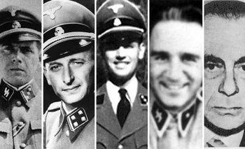 De Eichmann a Priebke y ¿Hitler?: los nazis en Argentina   Nazismo