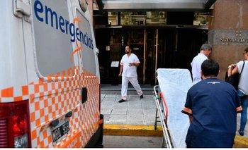 El insólito pedido del argentino con coronavirus    Coronavirus