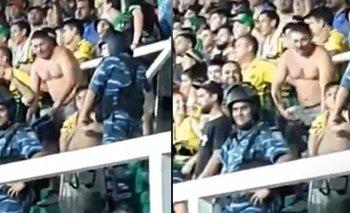 Repudio en Brasil por hincha racista en Defensa y Justicia | Copa libertadores