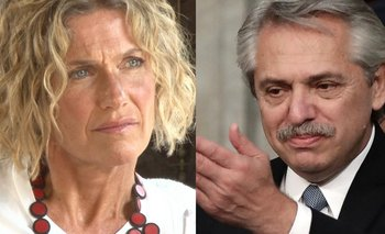 Maru Botana criticó a Alberto por el aborto | Aborto legal