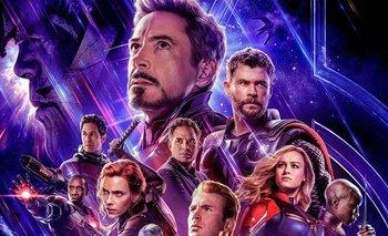 Un popular Avenger iba a morir asesinado en la película final   Cine