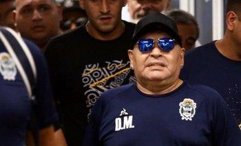 Boca: Se definió quién le entrega la plaqueta a Maradona | Boca juniors