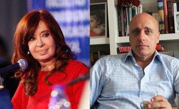 CFK expuso a Pagni tras su polémica confesión sobre La Nación | En twitter