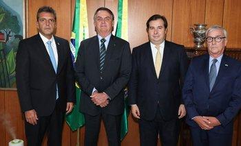 Brasil, en el caldero   Brasil