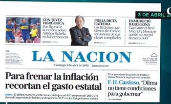 Pagni le respondió a Cristina y atacó al periodismo | Lawfare