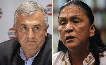 Morales disparó una violenta frase contra Milagro Sala | Milagro sala