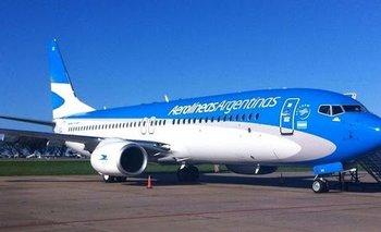 Aerolíneas Argentinas cancela vuelos a Italia | Coronavirus