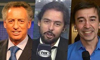 ¿Por qué FOX y ESPN mezclaron sus periodistas? | Copa libertadores
