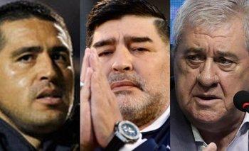 Sin Riquelme ni Ameal: así será el homenaje a Diego | Boca juniors