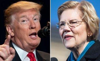 Las burlas de Donald Trump tras la renuncia de Warren | Elecciones en estados unidos