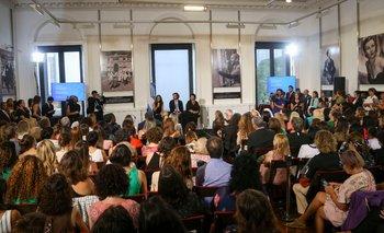 Reinauguraron el Salón de Mujeres del Bicentenario | Casa rosada