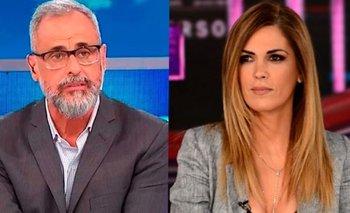 "Viviana Canosa le dijo ""no"" a Jorge Rial    Televisión"
