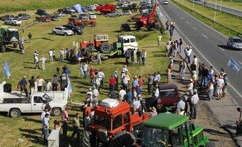 El agro mantiene la presión y liquida menos dólares | Crisis económica