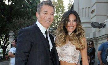 La pareja de Burlando vendió su alianza a un precio insólito   Fernando burlando