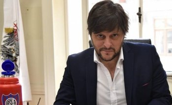 Leandro Santoro contó qué debe pasar para volver a la UCR | Leandro santoro