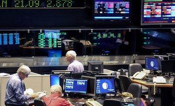 La bolsa porteña abrió con una brutal caída | Pánico global