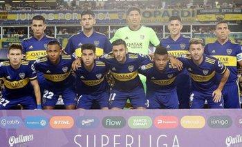 Se lesionó un jugador de Boca tras el partido con Gimnasia | Boca juniors