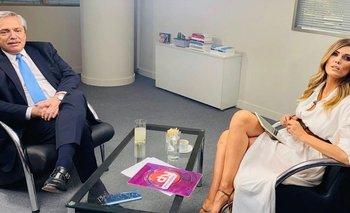 Viviana Canosa habló de su relación con Alberto Fernández | Intrusos