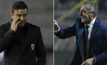 Reapareció Alfaro y dejó un mensaje polémico para River | Boca juniors