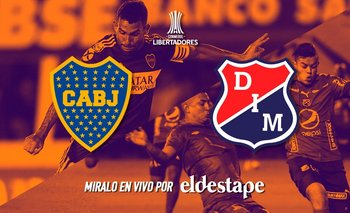 Mirá en vivo Boca vs. DIM por la Copa Libertadores 2020 | Fútbol