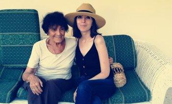 Taty Almeida visitó a Flor Kichner y reveló cómo la vio | La salud de florencia kirchner