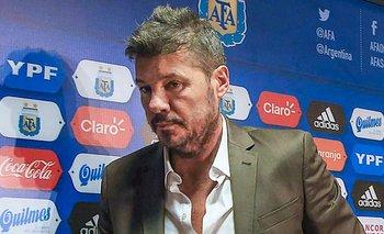 Tinelli acusó a un ex mandatario de Boca tras las escuchas | Fútbol