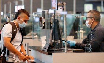 El Gobierno restringió el ingreso desde países afectados | Coronavirus