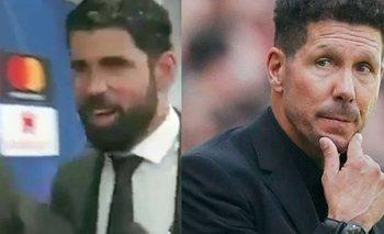 Nefasta broma de la estrella de Simeone por el coronavirus | Fútbol