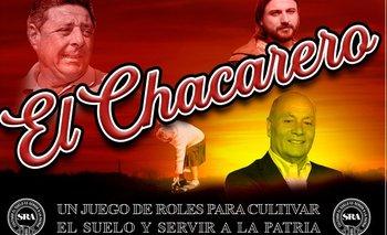 Chacarero: el juego sobre el intrascendente lockout de sojeros M | El destape radio