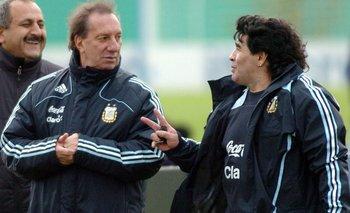 El emotivo video de Diego para Bilardo  | Carlos bilardo