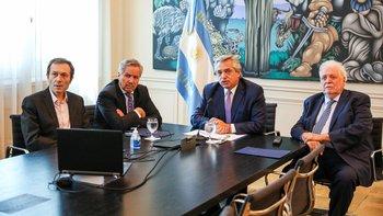 El Gobierno planifica una salida gradual y escalonada  | Coronavirus en argentina