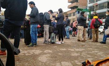 Desesperado pedido de 100 argentinos varados en Perú | Coronavirus