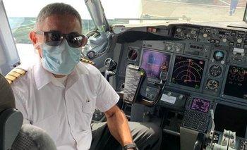 Nerviosismo en un vuelo entre Neuquén y Aeroparque   Coronavirus en argentina
