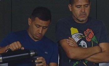 Revelan qué dijo Riquelme para festejar el campeonato | Fútbol